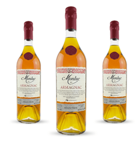 Monluc Armagnac selection 70 cl Monluc